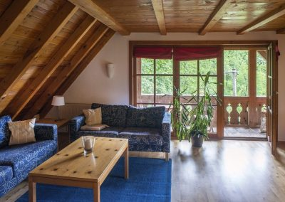 Eulennet - Ferienwohnung Oberer Schwärzenbachhof