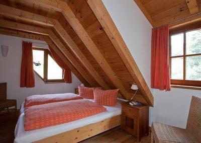 Holzhauswohnung - Ferienwohnung Oberer Schwärzenbachhof